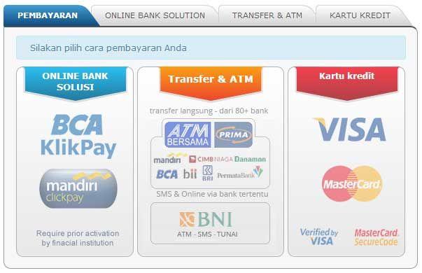 Untuk cara pembayaran di #NusaTrip, Traveler bisa melihat panduan lengkap nya di http://www.nusatrip.com/id/panduan/pembayaran