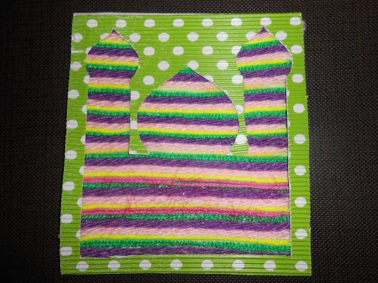 yarn string masjid