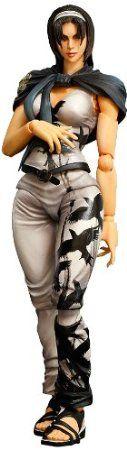 Amazon.com: Square Enix Tekken Tag Tournament 2: Jun Kazama Play Arts Kai Action Figure: Toys & Games