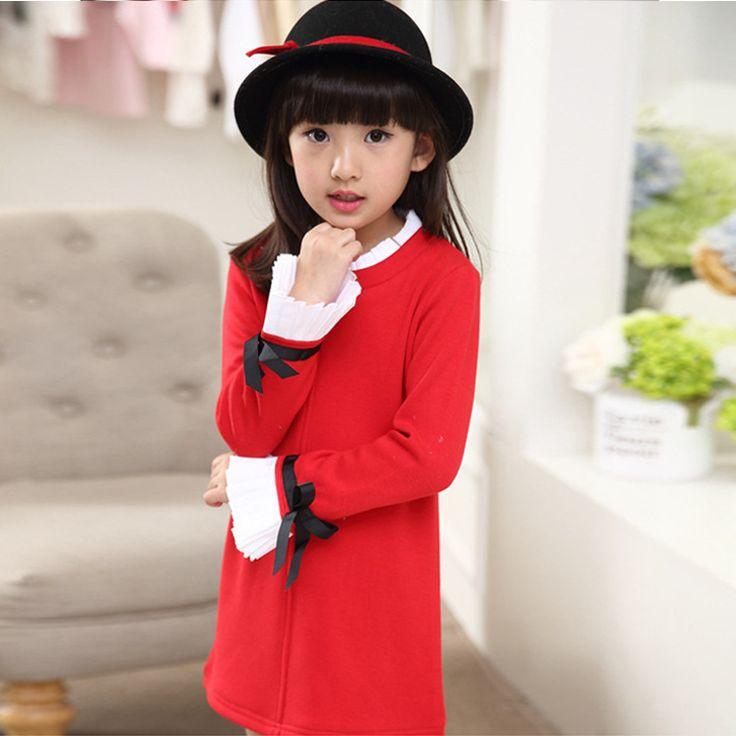 $8.49 (Buy here: https://alitems.com/g/1e8d114494ebda23ff8b16525dc3e8/?i=5&ulp=https%3A%2F%2Fwww.aliexpress.com%2Fitem%2FGirls-Autumn-Spring-Dress-Brand-Baby-Girls-Dress-Princess-Rosette-Sweet-Kids-Dresses-for-Girls-Clothes%2F32575882219.html ) Girls Autumn/Spring Dress Brand Baby Girls Dress Princess Rosette Sweet Kids Dresses for Girls Clothes Christmas Dress for just $8.49