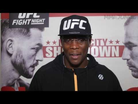 MMA Ovince Saint Preux gives Tennessee fans fight finish they deserve at UFC Fight Night 108 – full intv