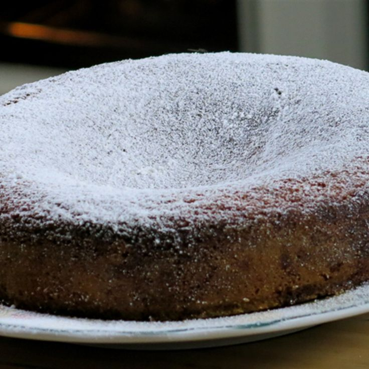 Try this Spiced Pound Cake  recipe by Chef Paul West . This recipe is from the show River Cottage Australia.