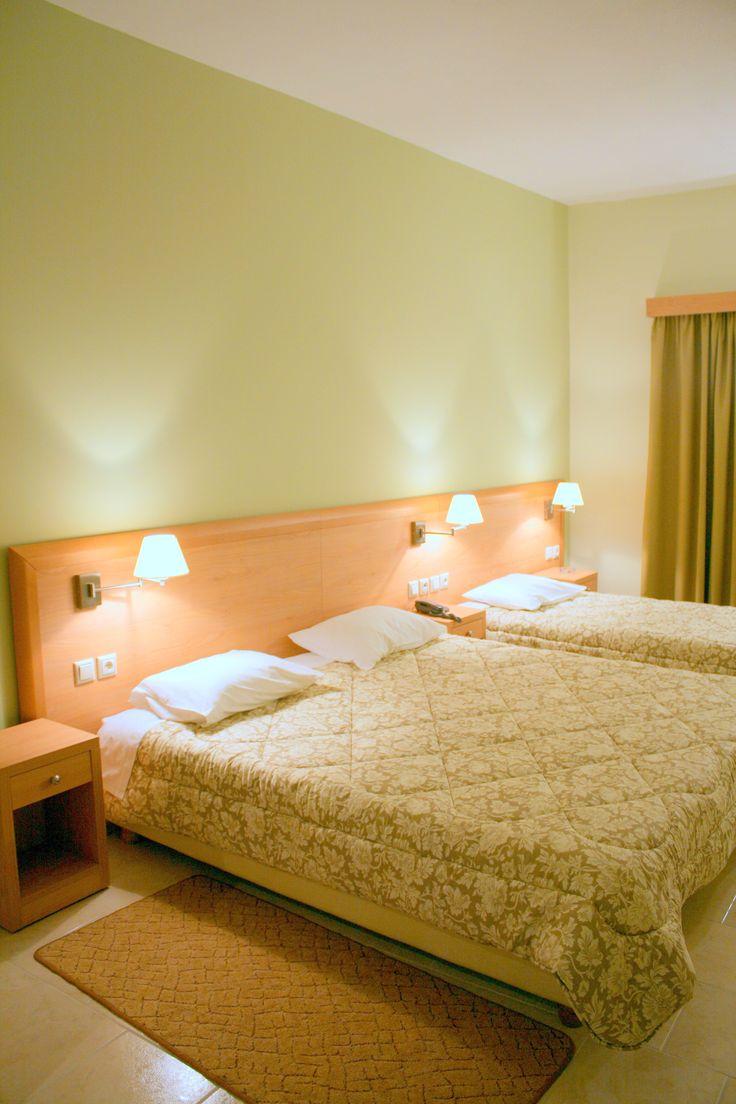 Triple Room, Plaz Hotel, Selianitika Beach