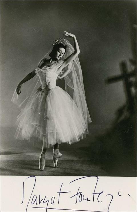 Margot Fonteyn www.balletnews.co.uk