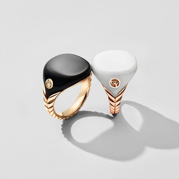 Girls Signet Ring Jewellery Box