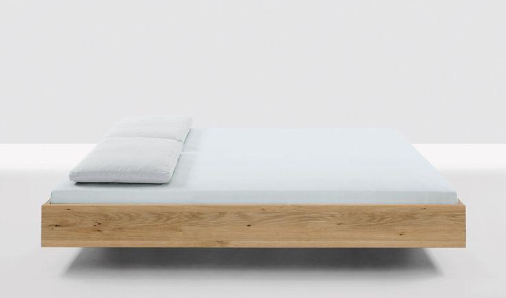 Bett Simple Eiche | 180 x 200 cm