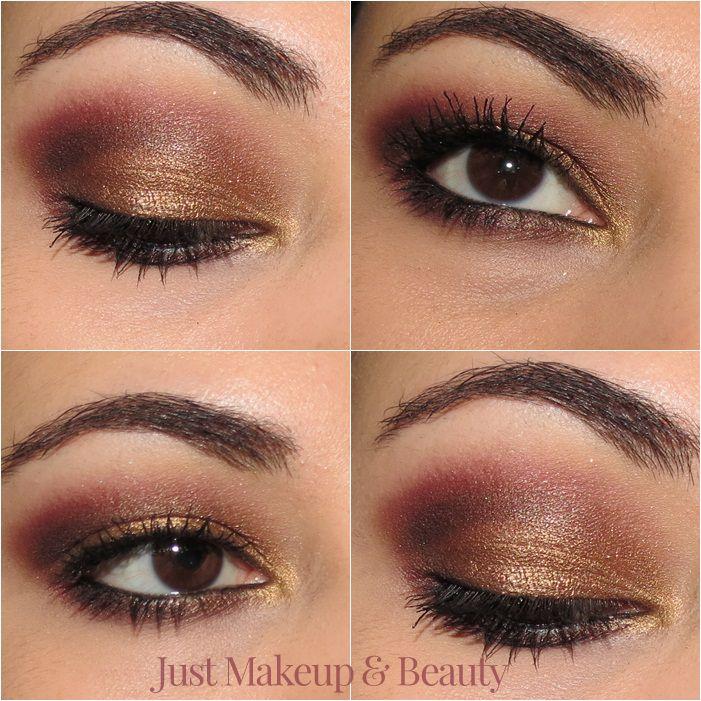 Makeup Look (Chistmas Series) - Festive Sparkle