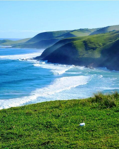 Coffee Bay, Wild Coast, South Africa