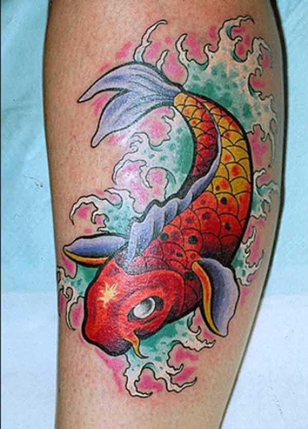Koi Fish Tattoos Design Idea For Men And Women Koi Fish Tattoo Tattoos Koi Fish