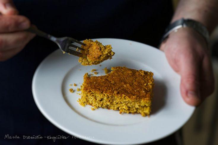 ciasto marchwiowe bezglutenowe