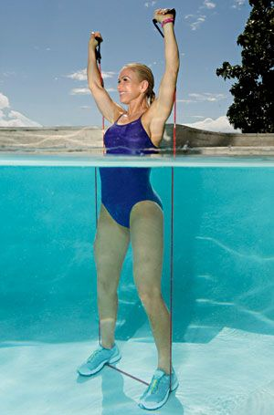 36 Best Images About Pool Workouts On Pinterest