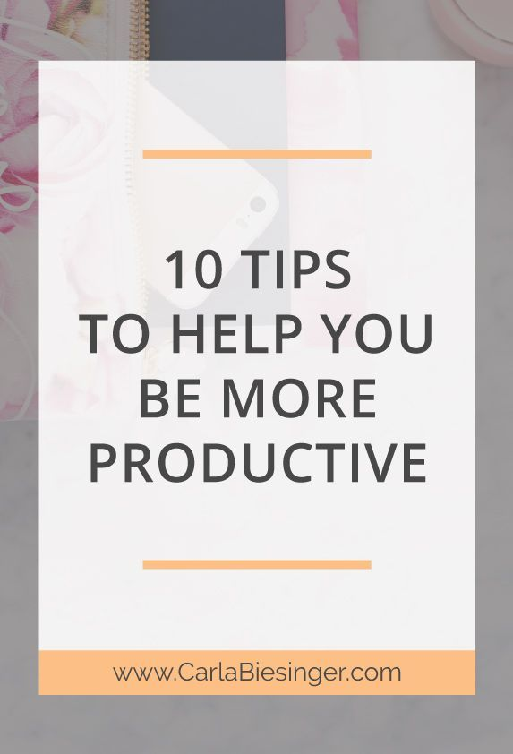 Productivity Hacks | How To Be More Productive At Work | How To Increase Productivity