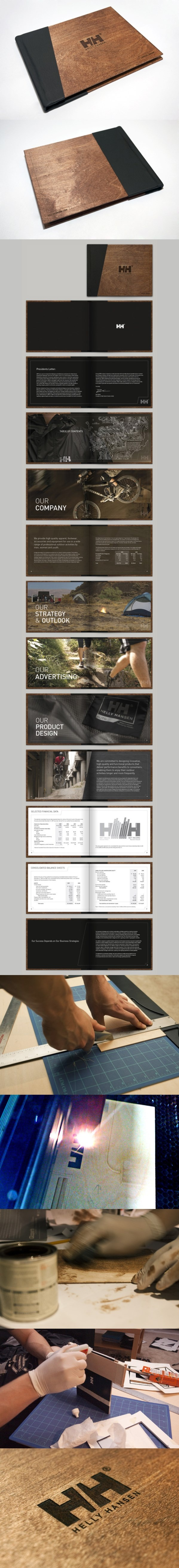 Best Internship Report Images On   Editorial Design