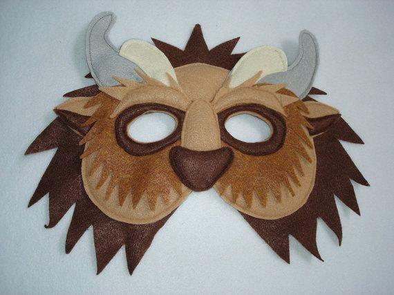Children's Beauty and the Beast Handmade BEAST by magicalattic, $17.50 - For Landon for Halloween