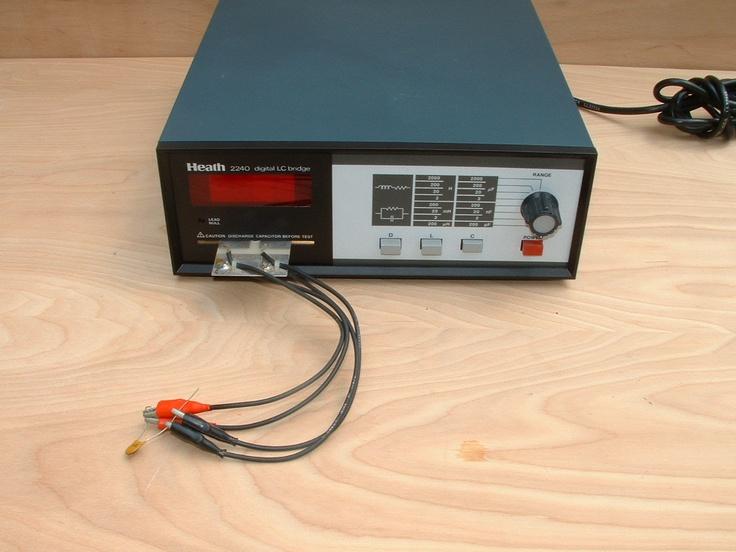17 best images about heathkit on pinterest radios Simple Transistor Tester Transistor Tester Circuit Diagram