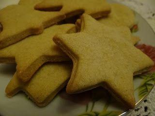 Kuchnia Uli: Kruche ciastka maślane z wanilią cookies