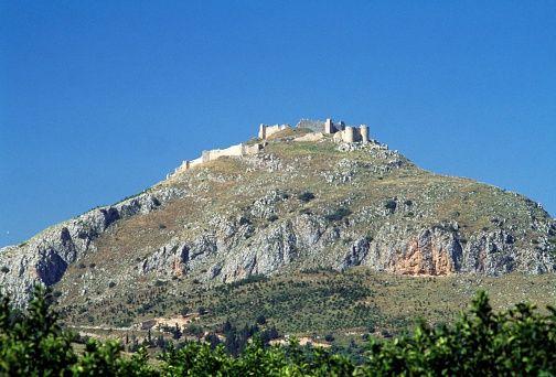 Venetian Castle Ios, Greece