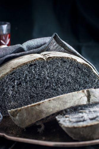 [BLACK FRIDAY] Le Noir à Rungis : le Pain noir - Black food