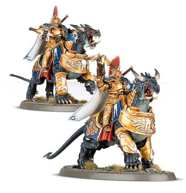 Warhammer. Набор миниатюр Stormcast Eternals Judicators