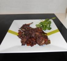 Recette - Civet de lièvre - Proposée par 750 grammes