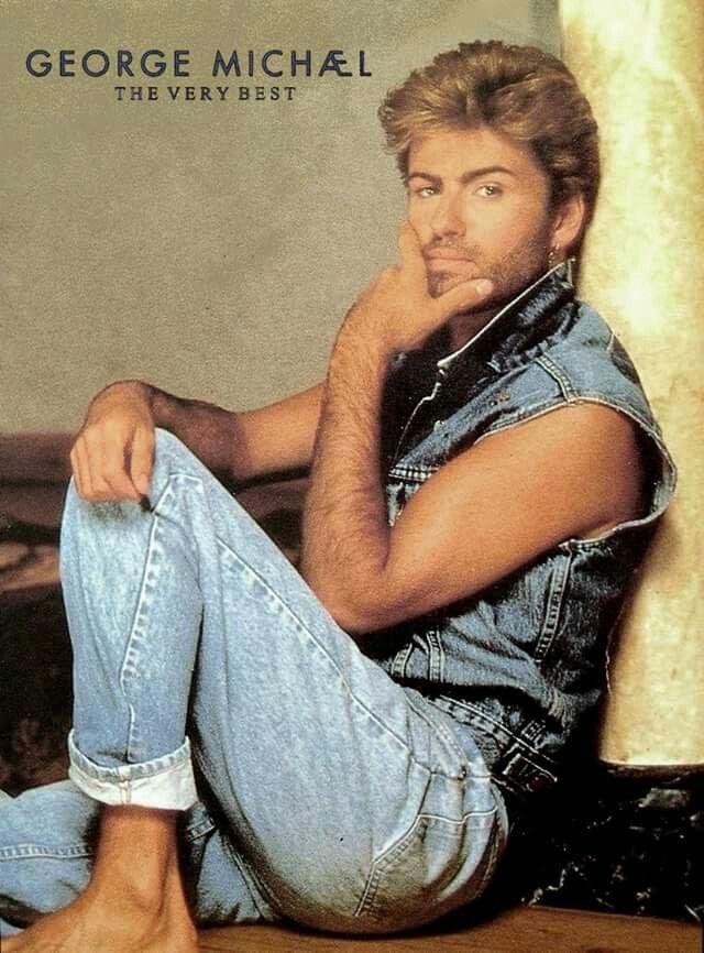 George michael faith jeans