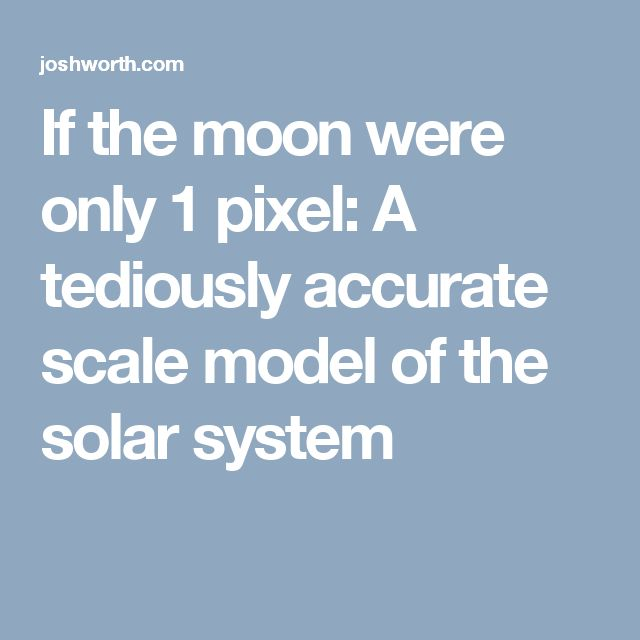 17 Best ideas about Solar System Map on Pinterest ...