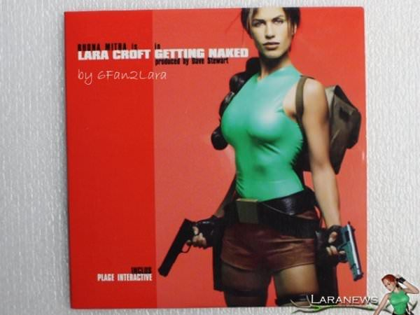 """Remember the official Tomb Raider single by Rhona Mitra? """"Official Lara Croft"""""""