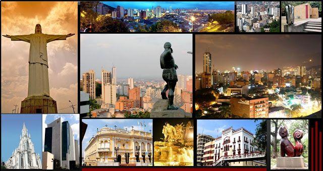 Conoce los destinos turísticos más visitados de Colombia: 7-Santiago de Cali