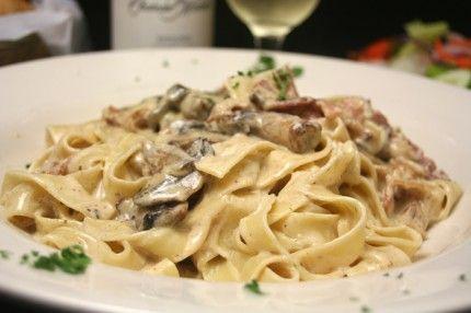 Best Home Chef Recipe - Fettuccine Carbonara #italian #food #dinner