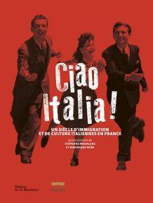 Couverture du catalogue de l'exposition Ciao Italia