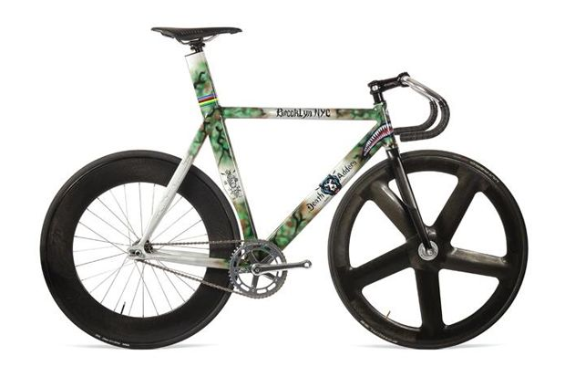 Mishka x Affinity Cycles 5 Year Anniversary Track Frame