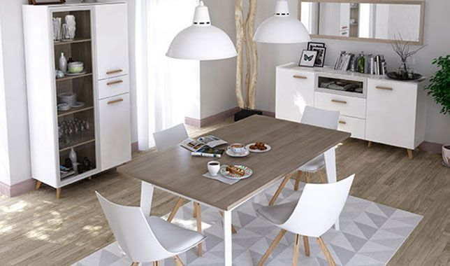 Complete Scandinavian Experience Gala Www Basika Fr Home Dining Room Wall Decor Best Dining Home Decor