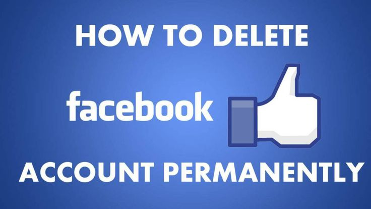 How To Delete Facebook (FB) Account Permanently Step by Step Guide.