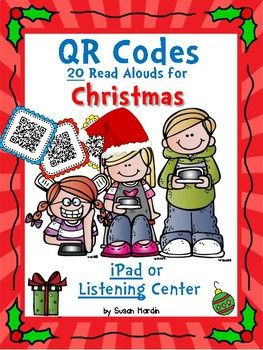 """Many schools now have a B.Y.O.D. day, meaning a """"Bring Your Own Device"""" day. These QR Codes make an easy and fun way to implement this technology in the classroom. These can be read by iPods, iPhones, iPads, or android tablets. Simply download a free QR"""
