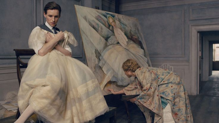 "Tom Hooper narrates a sequence from ""The Danish Girl"" featuring Eddie Redmayne and Alicia Vikander."