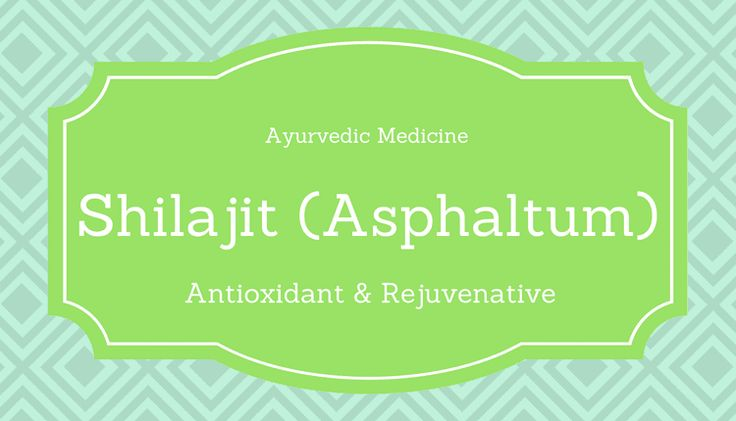 Shilajit (Asphaltum) Benefits, Uses, Dosage