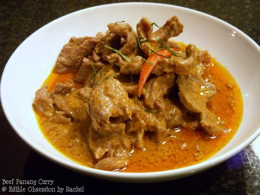 Panang Curry | Food | Pinterest