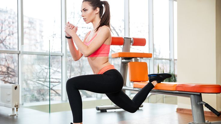 When it comes to strengthening your lower body and building better glutes (all while avoiding str...