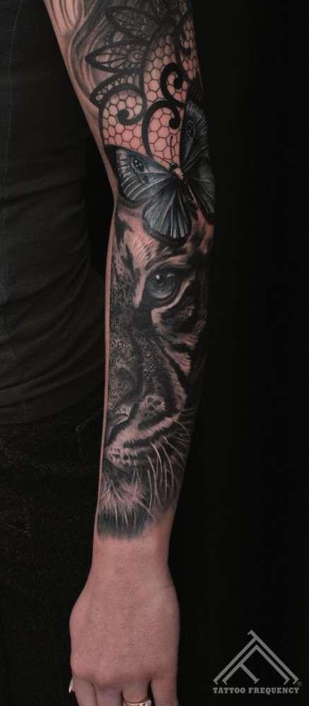 47+ Trendy Tattoo Ärmel Frauen Tier tat