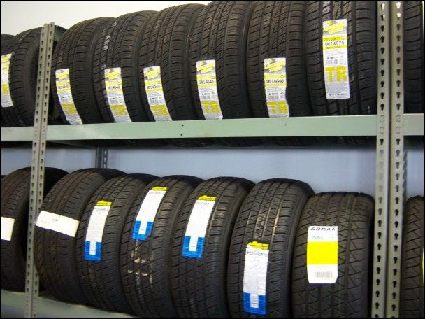 Alignment at Discount Tire