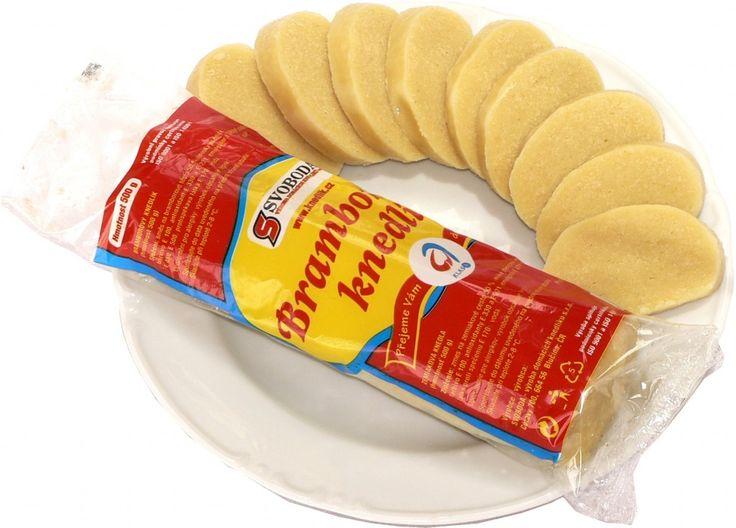 Recipe for Czech Potato Dumplings/Recept na Bramborove knedliky