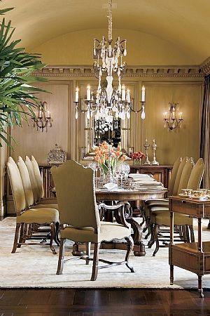 Formal Dining Room -   Ebanista