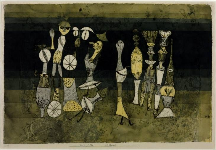 In the autumn of 2013, Tate Modern presents the first UK exhibition in over a decade of the work of Paul Klee (1879–1940), exploring the intense and inventive work of this renowned painter