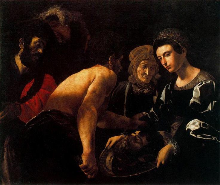 Battistello Caracciolo, Salome