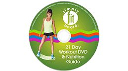 21 DAY CHALLENGE WORKOUT DVD