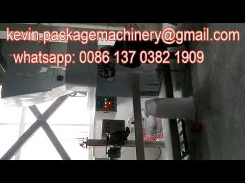 Packing Machine Charcoal Packing Machine 10kg-50kg Organic Fertilizer packing machines