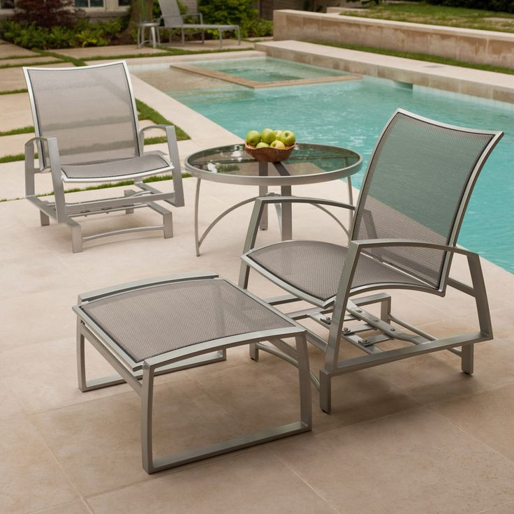 Sling Fabric Outdoor Furniture 2018 Home Comforts
