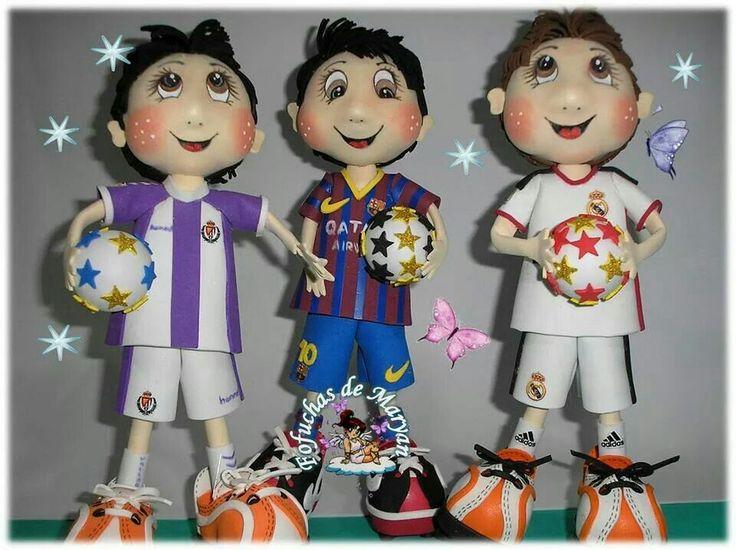 Fofuchos Futbolistas