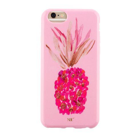 PINKKI ANANAS IPHONE 6/6S CASE  // #techaccessories #iphonecase #pineapple