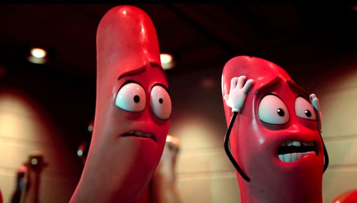 Sausage Party Official Red Band Trailer (2016) Seth Rogen, James Franco